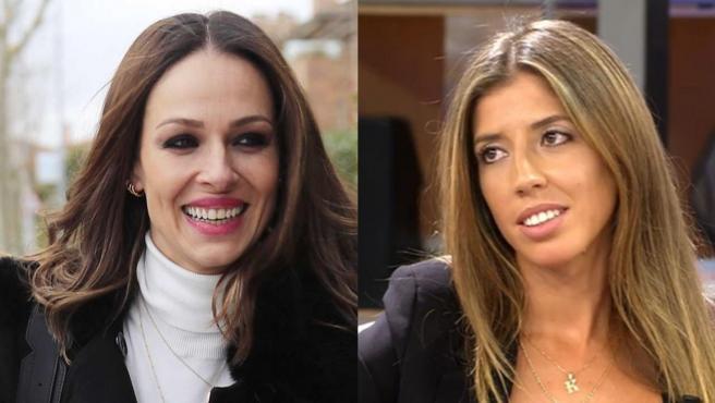 Eva González y Karelys Rodríguez.