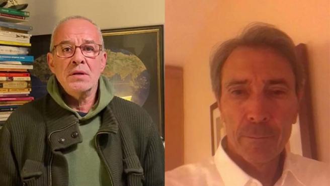 Julio Alberto y Lobo Carrasco.