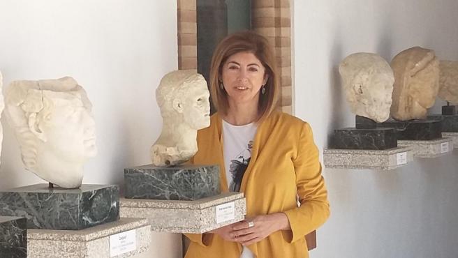 María Dolores Baena, directora del Museo Arqueológico de Córdoba
