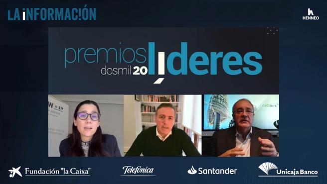 Premios Líderes La Información 2020.