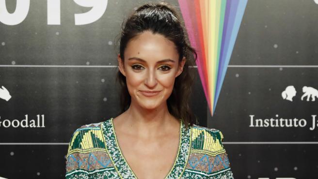 Andrea Molina, hija de Lydia Bosch, en 2019.