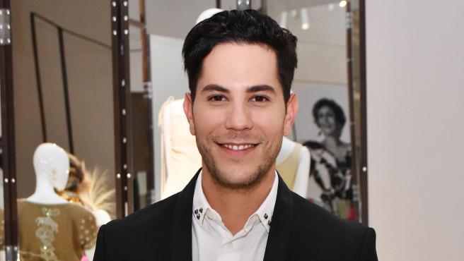 El cantante Christian Chávez, en 2019.