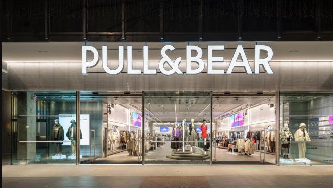 La nueva tienda de Pull&Bear (Inditex) en Bilbao