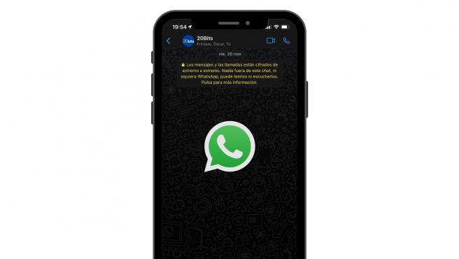 WhatsApp tiene entre sus funciones compartir la ubicación.
