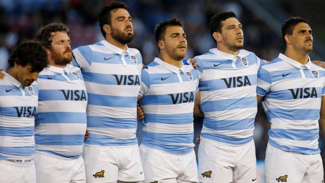 Los Pumas, la selección argentina de rugby