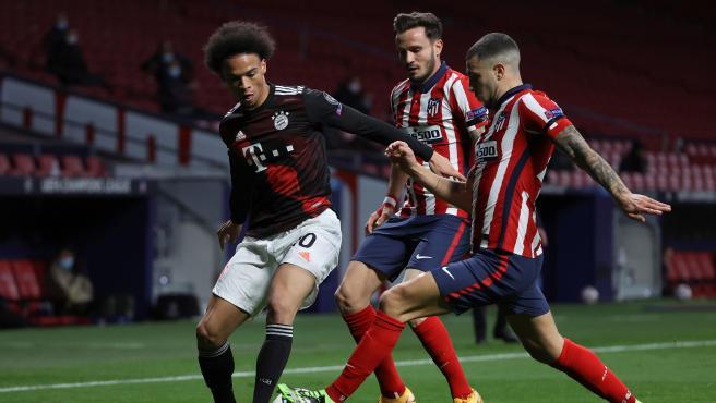 Atlético de Madrid vs. Bayern