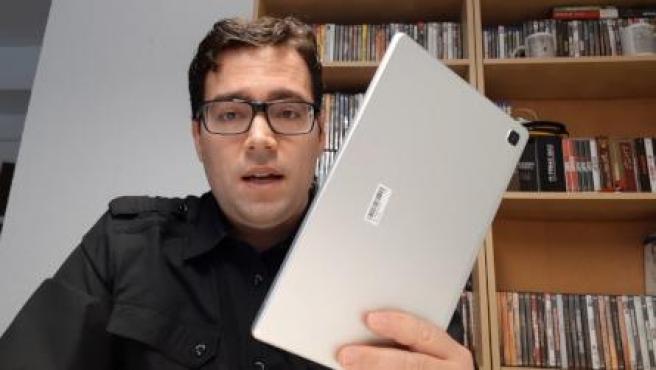 20Bits analiza la Samsung Galaxy Tab A7