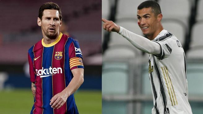 Messi-Cristiano