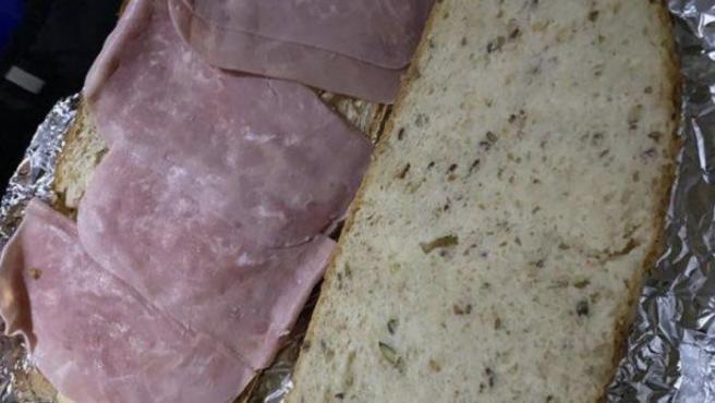 El Sandwich de la discordia para las jugadoras del Rayo.