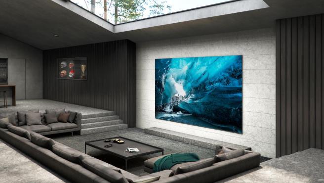 Los televisores MicroLED están hechos de materiales inorgánicos que no se degradan con el tiempo.