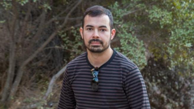 El guionista de animación Joaquin Baldwin.