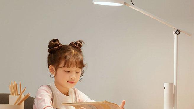 La lámpara con cámara de Xiaomi ilumina un área de hasta 1,5 metros cuadrados.