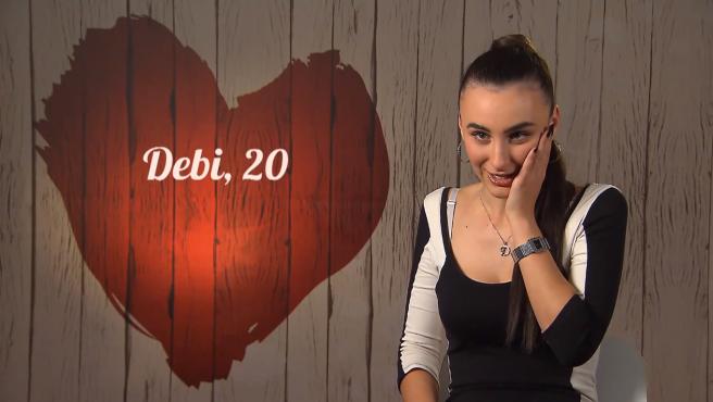 Debi, en 'First dates'.