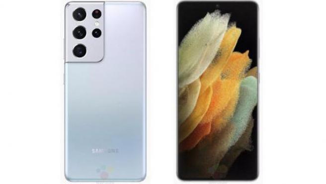 WinFuture ha publicado imágenes del Samsung Galaxy S21 Ultra 5G