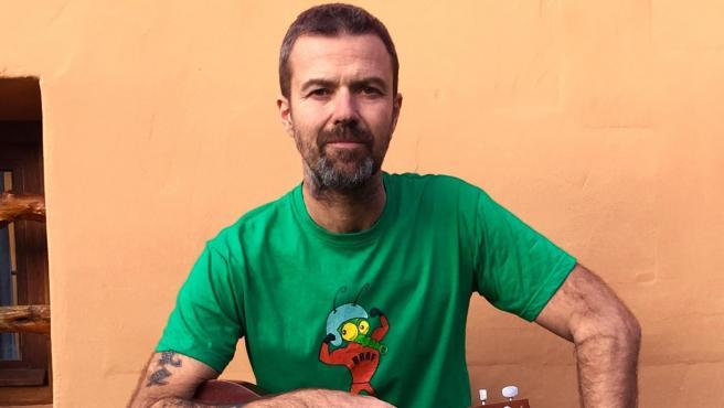 El cantante de Jarabe de palo, Pau Donés
