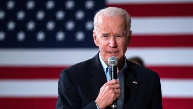 El presidente electo de Estados Unidos, Joe Biden.