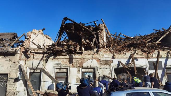 Ultimas noticias sobre el terremoto en Croacia