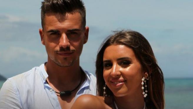 Jesús y Marina, pareja de 'La isla de las tentaciones 3'.