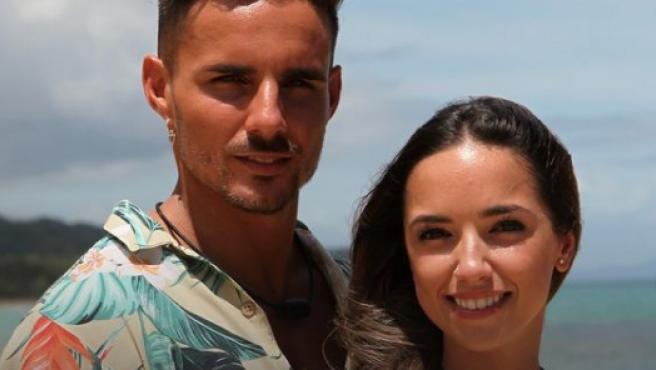 Manuel y Lucía, pareja de 'La isla de las tentaciones 3'.