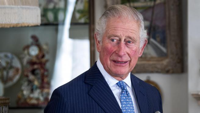El príncipe Carlos de Gales.