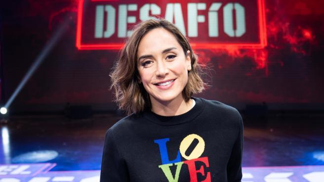 Tamara Falcó, en 'El Desafío'.