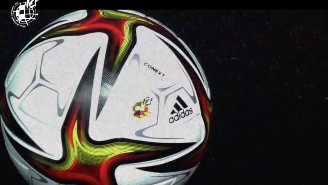 CONTEXT 21, el balón de la Copa del Rey