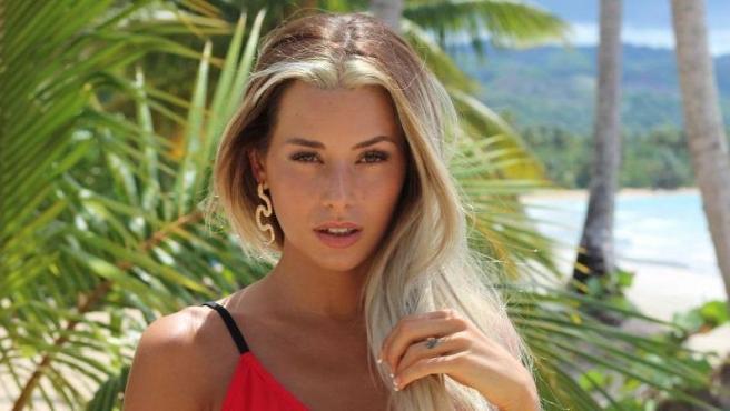 Lara, nueva concursante de 'La isla de las tentaciones 3'.