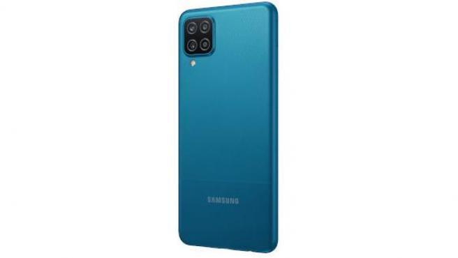 El Samsung Galaxy A12 integra cuatro cámaras traseras, la principal de 48 MP