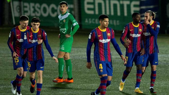 Cornellá - FC Barcelona