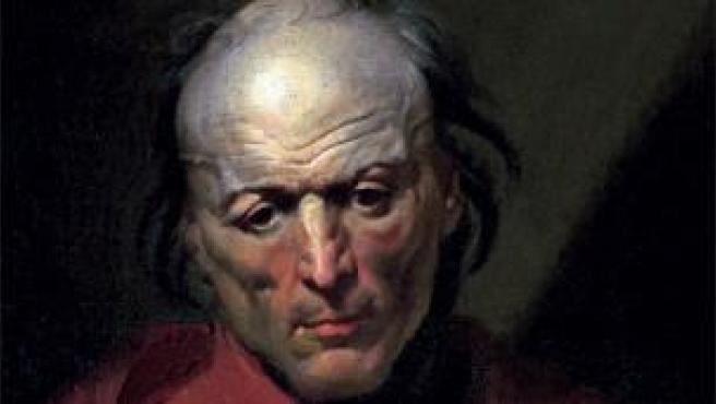El cuadro 'Retrato de un hombre. Homo melancholicus', atribuido a Gericaul