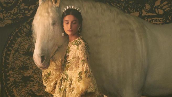 Uno de los diseños de Dior para la nueva temporada.