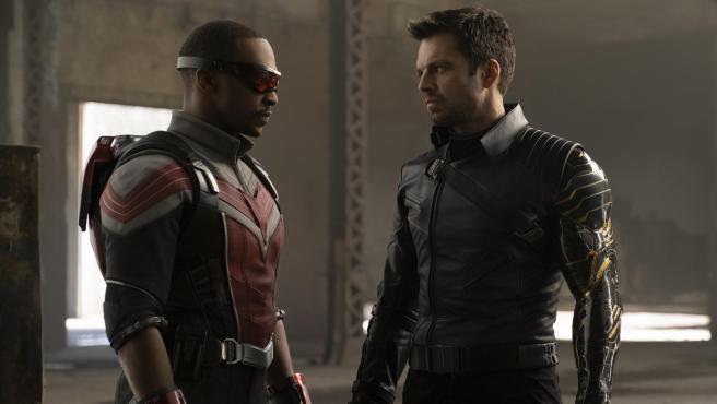 Fotograma de 'The Falcon and the Winter Soldier'