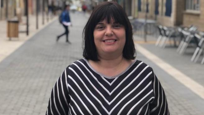 La concejala de Sanidad y Bienestar Social del Ayuntamiento de Denia (Alicante), la socialista Cristina Morera.