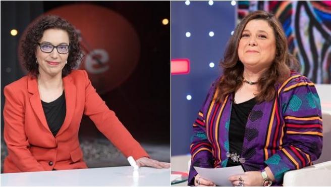 Montaje de imágenes de Carolina Pecharromán y Pilar Requena.