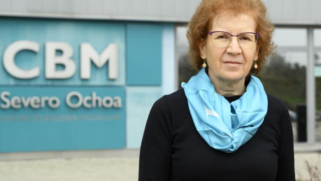 La viróloga Margarita de Val.