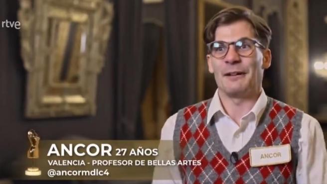 Ancor regresa a 'Maestros de la costura'.