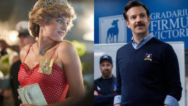 The Crown/Ted Lasso