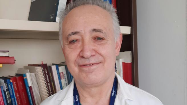 José Luis Muñoz, coordinador de la Unidad de Endometriosis del Hospital 12 de Octubre de Madrid.
