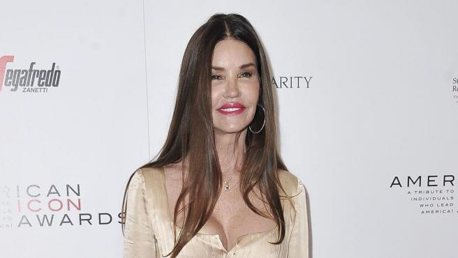 La modelo Janice Dickinson, en 2019.