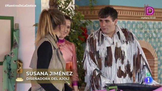 Palomo Spain, en 'Maestros de la costura'.