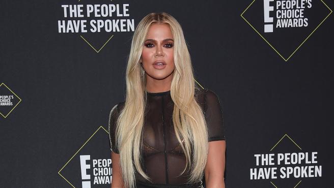 Khloé Kardashian, en noviembre de 2019.