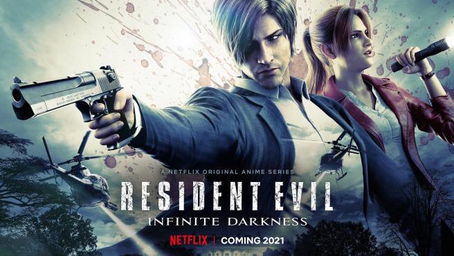 'Resident Evil: Infinite Darkness'