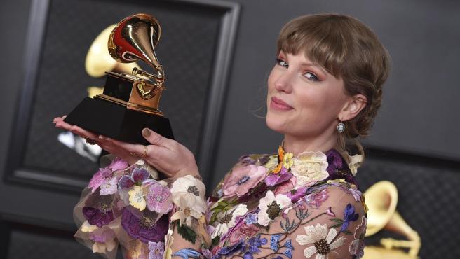 Taylor Swift fue una de las grandes favoritas de la noche.