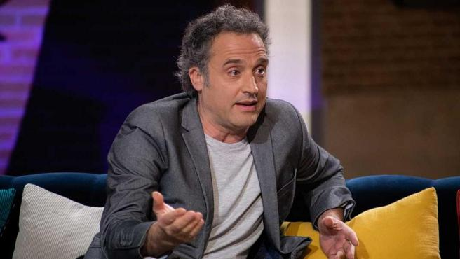 Daniel Guzmán, en 'La noche D'.