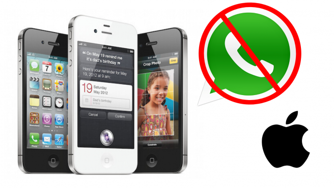 Los sistemas operativos inferiores a iOS 10 no serán compatibles con la nueva actualización de WhatsApp.