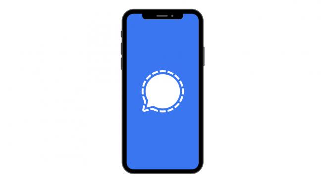 Signal es una app de mensajería cifrada.