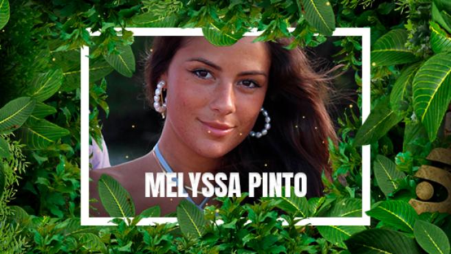 Melyssa Pinto, próxima concursante de 'Supervivientes 2021'.