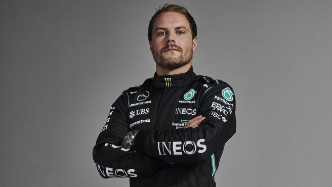 Valtteri Bottas, piloto de Mercedes