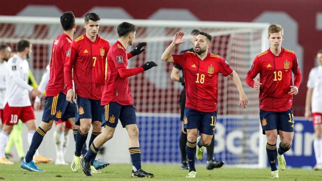 Georgia - Spain