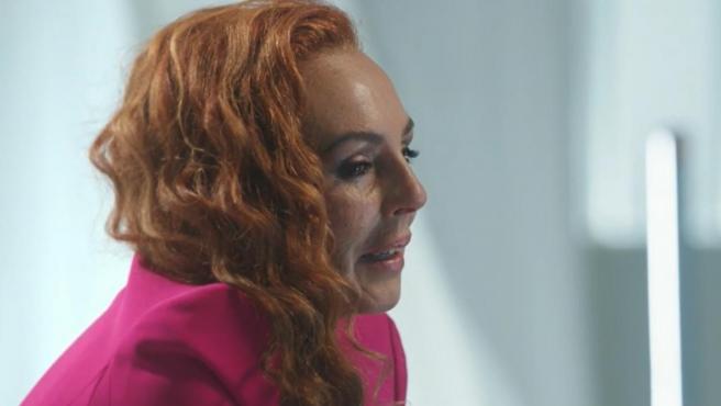 Rocío Carrasco, en el documental 'Rocío, contar la verdad para seguir vida'.